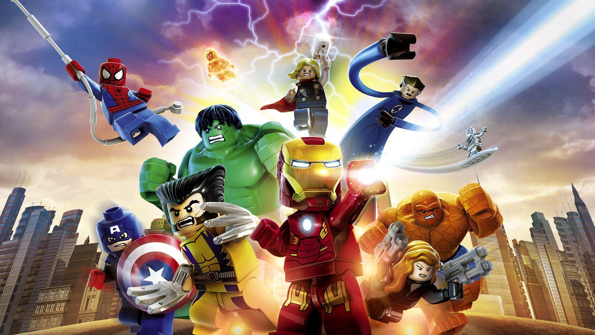 «Смотреть Лего Марвел Супергерои На Русском Мультик» — 2001