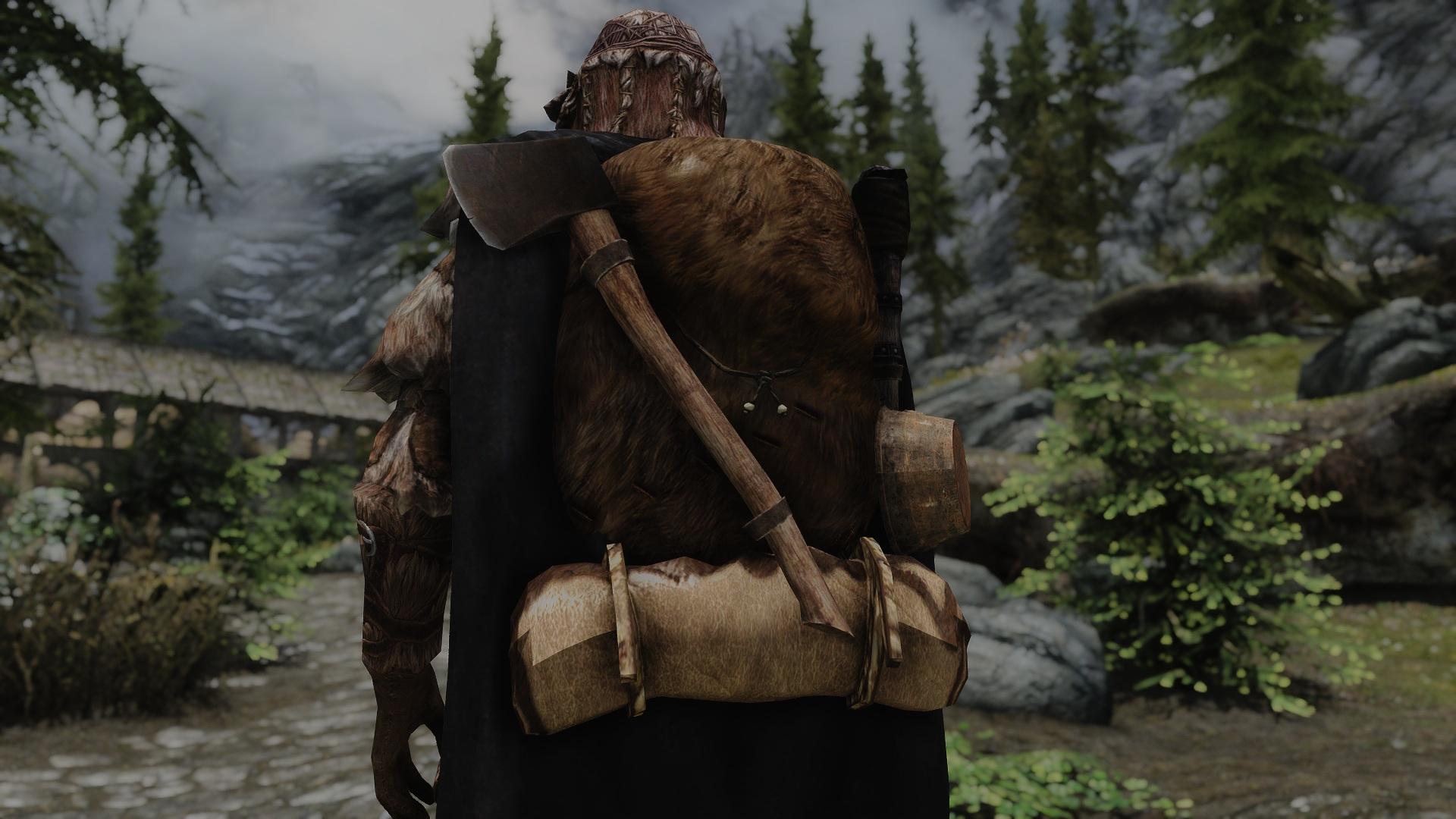 Frostfall Skyrim
