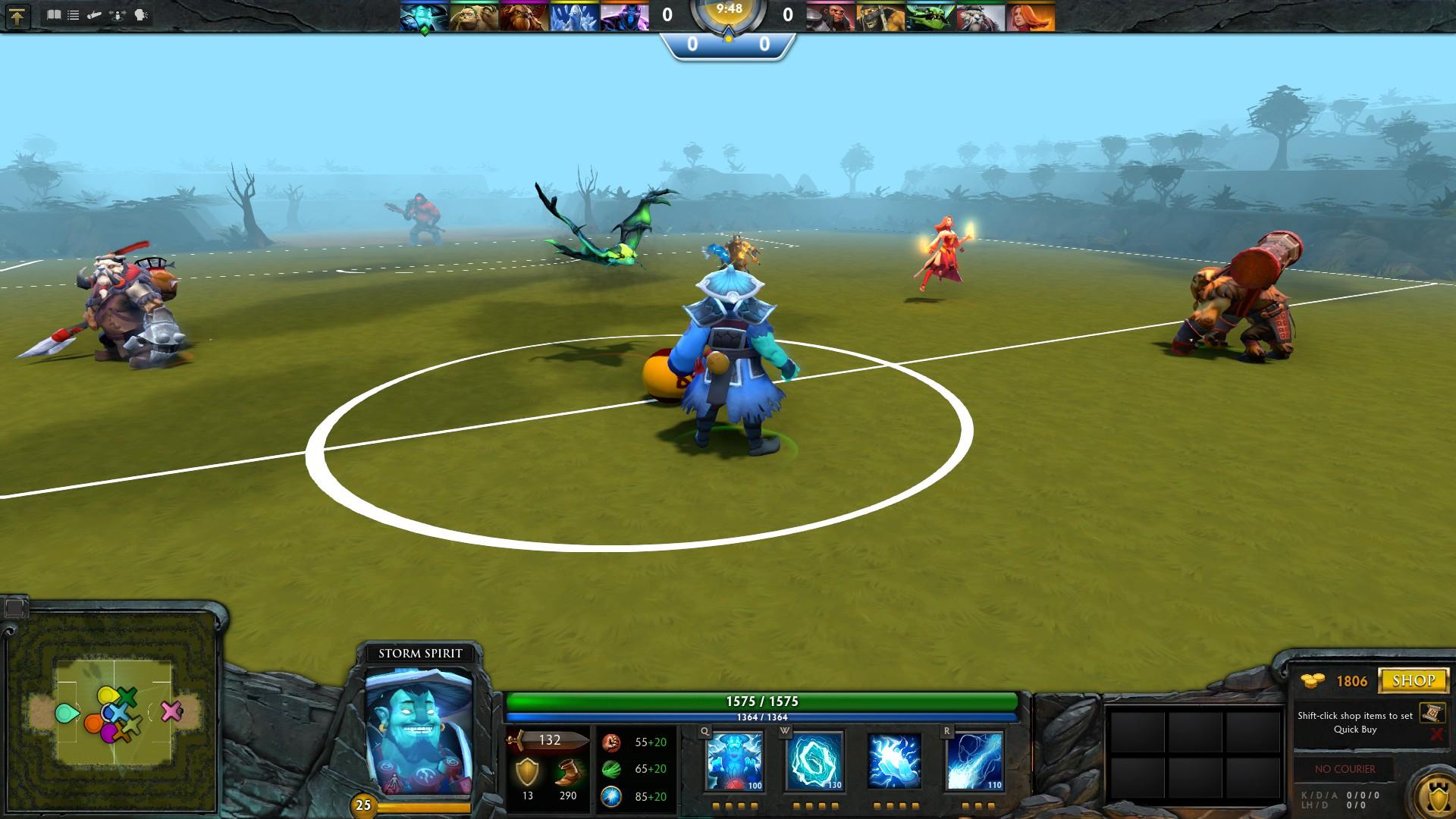 dota2football