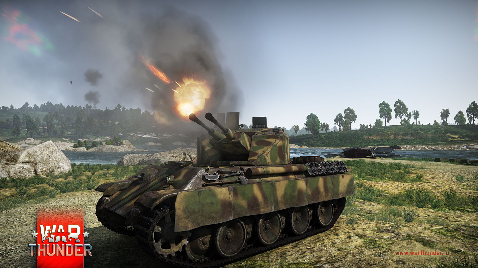 WarThunder_Flakpanzer_V_Coelian