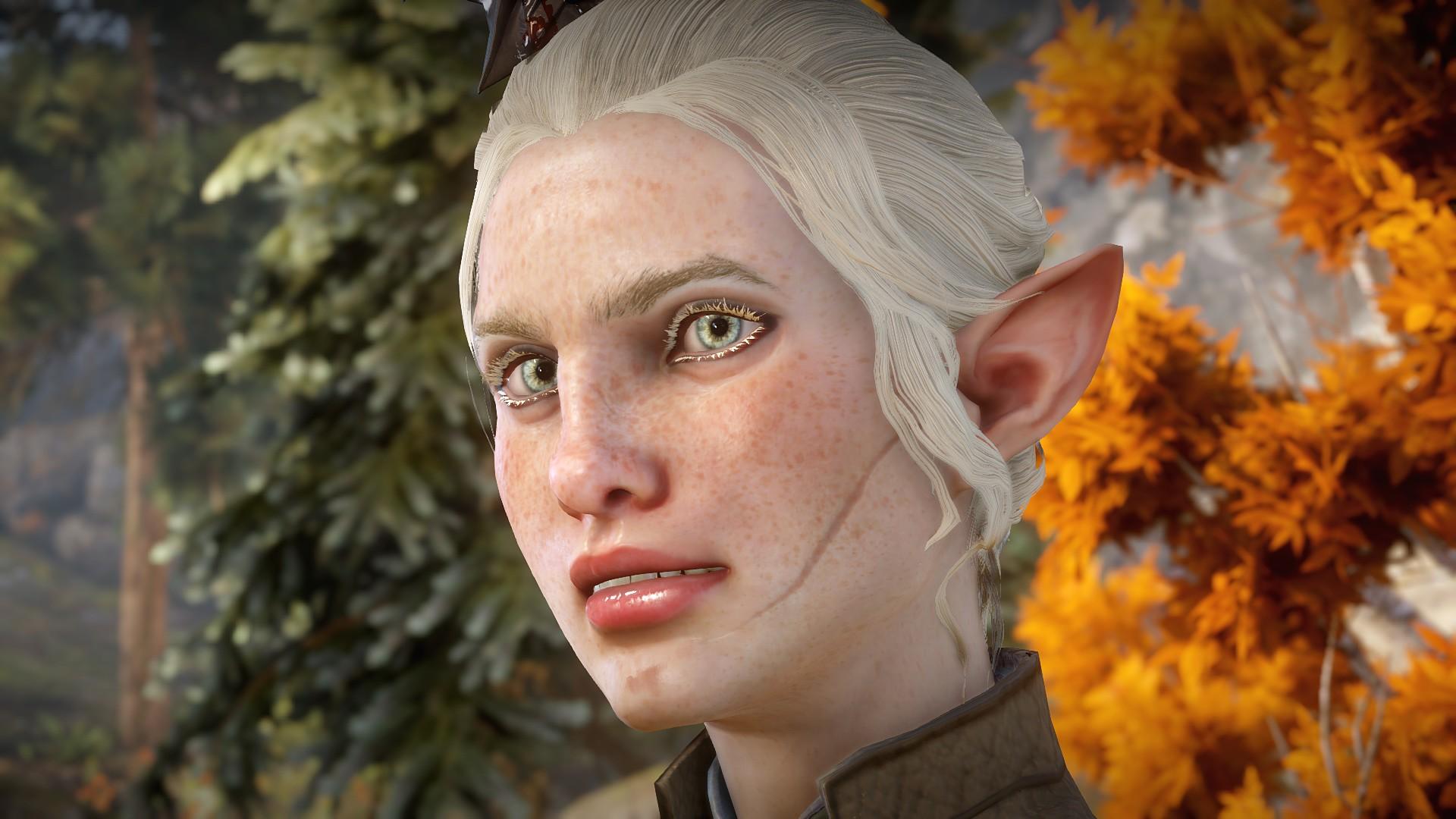"""Nalrya: """"Я перестворила персонажа й задоволена на 100%."""" Спочатку Nalrya казала, що її персонаж був """"ненавмисно"""" подібний до Майлі Сайрус"""