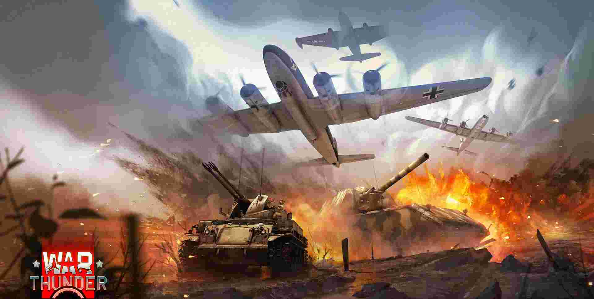 WarThunder_Big_Guns_artwork