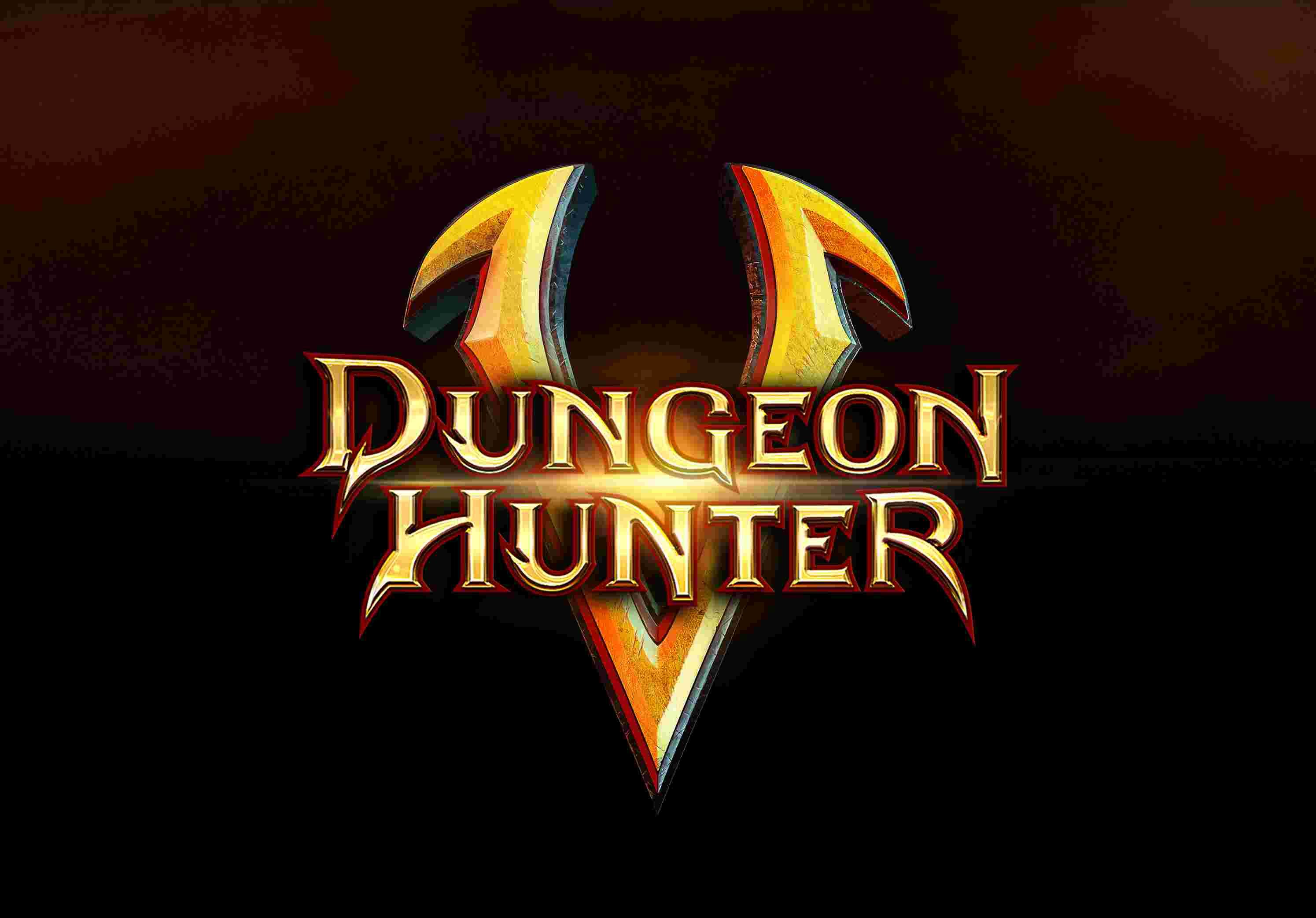 DungeonHunter5_Logo_EN