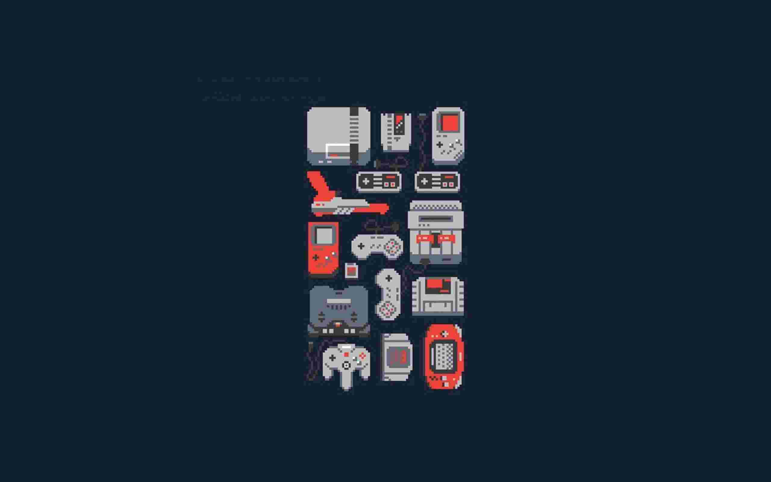oldschool_retro_games_nes_8bit_2560x1600_wallpapername.com