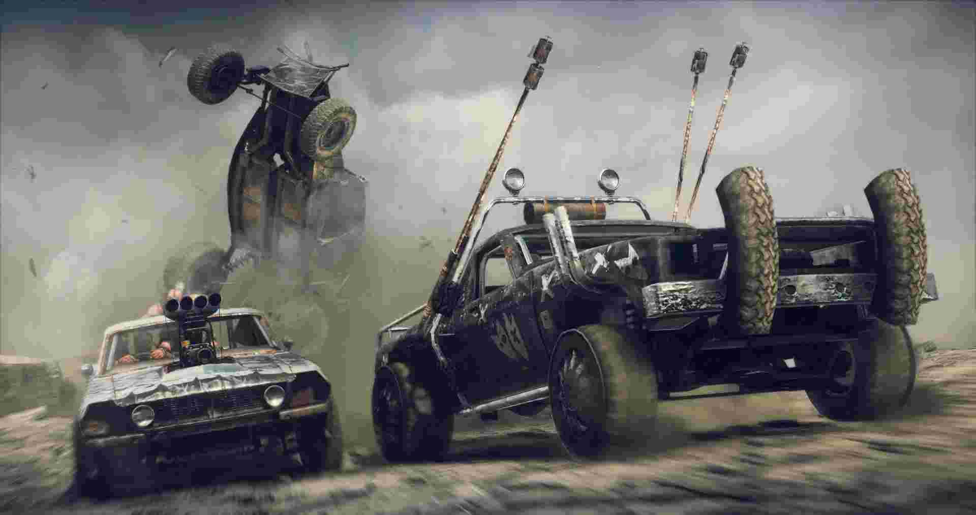 Mad Max game (гра)