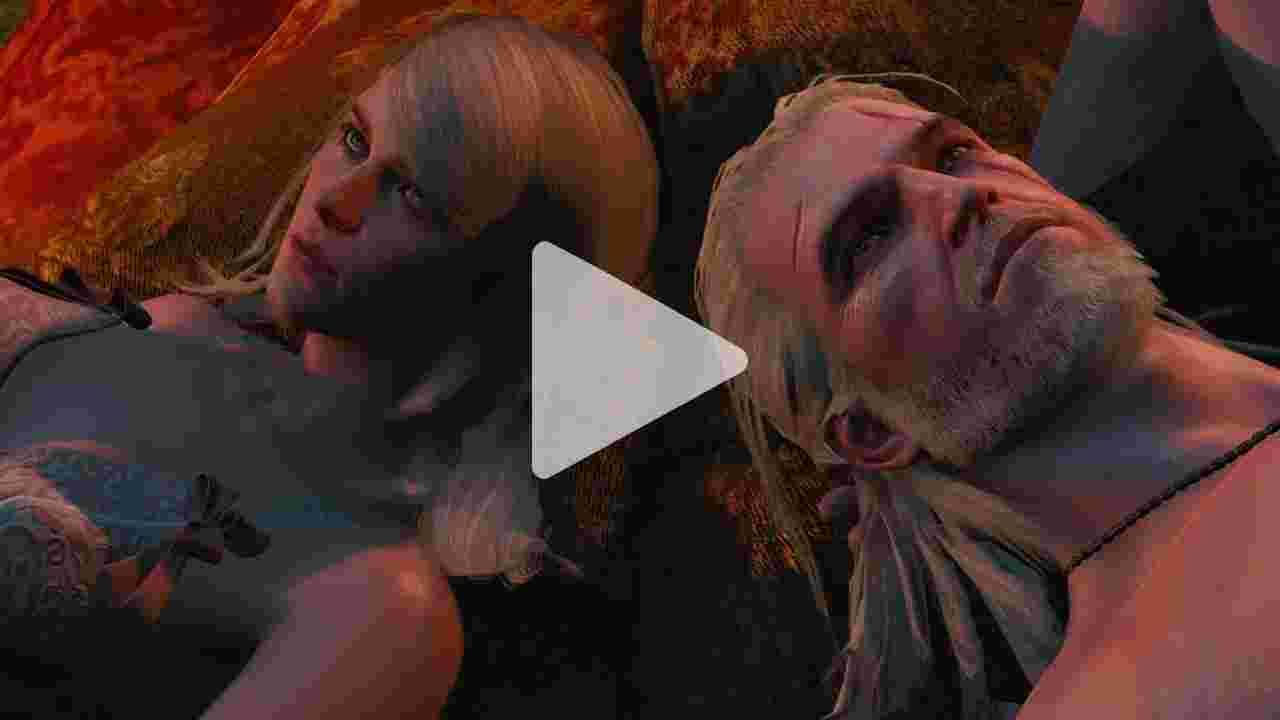 Witcher 3 Keira Metz Sex Scene Romance