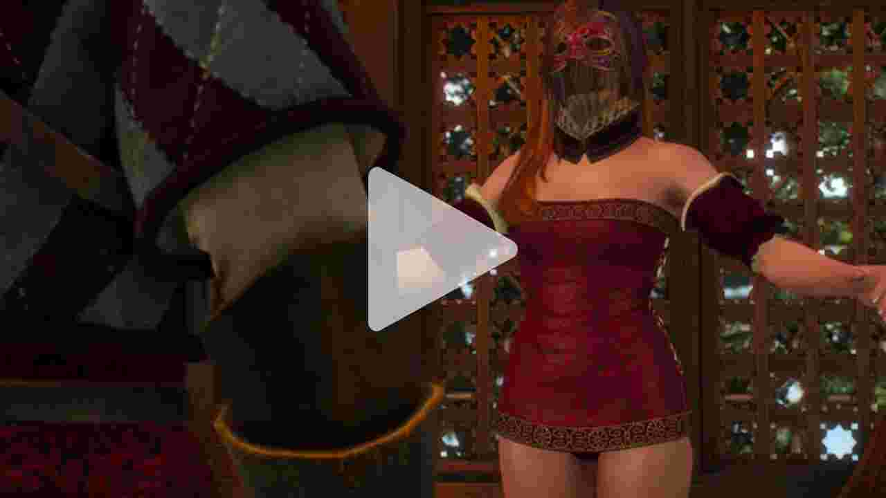 Sex With No Bodies - The Witcher 3 Wild Hunt Glitch