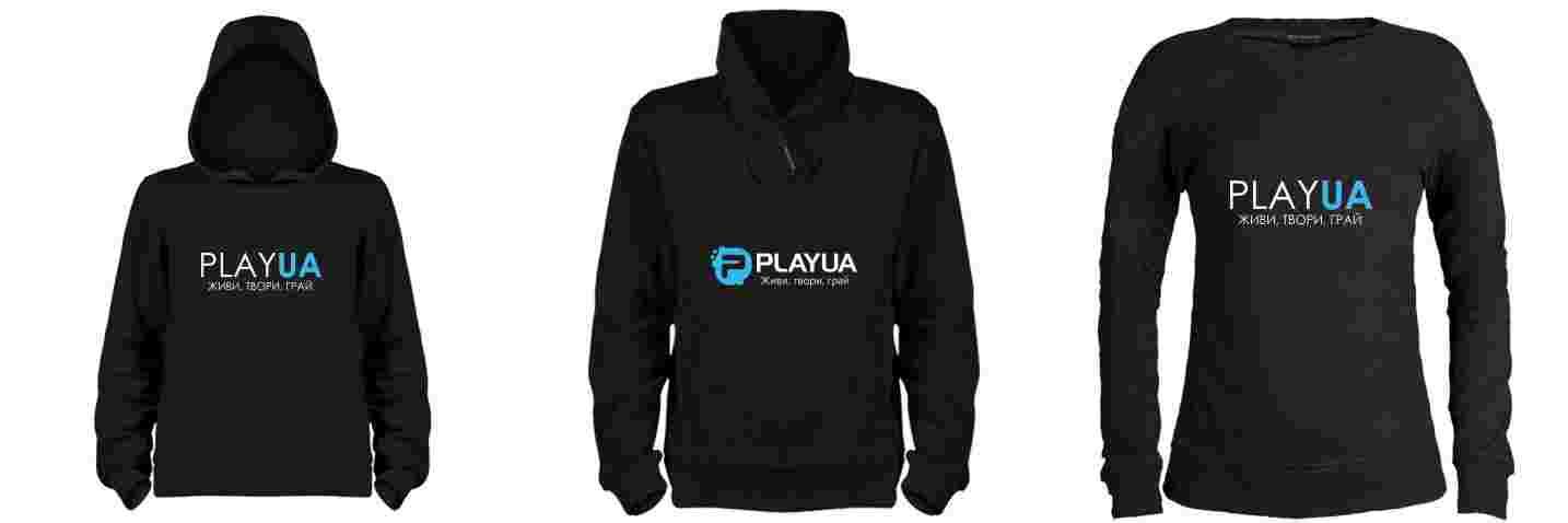 футболки PlayUA