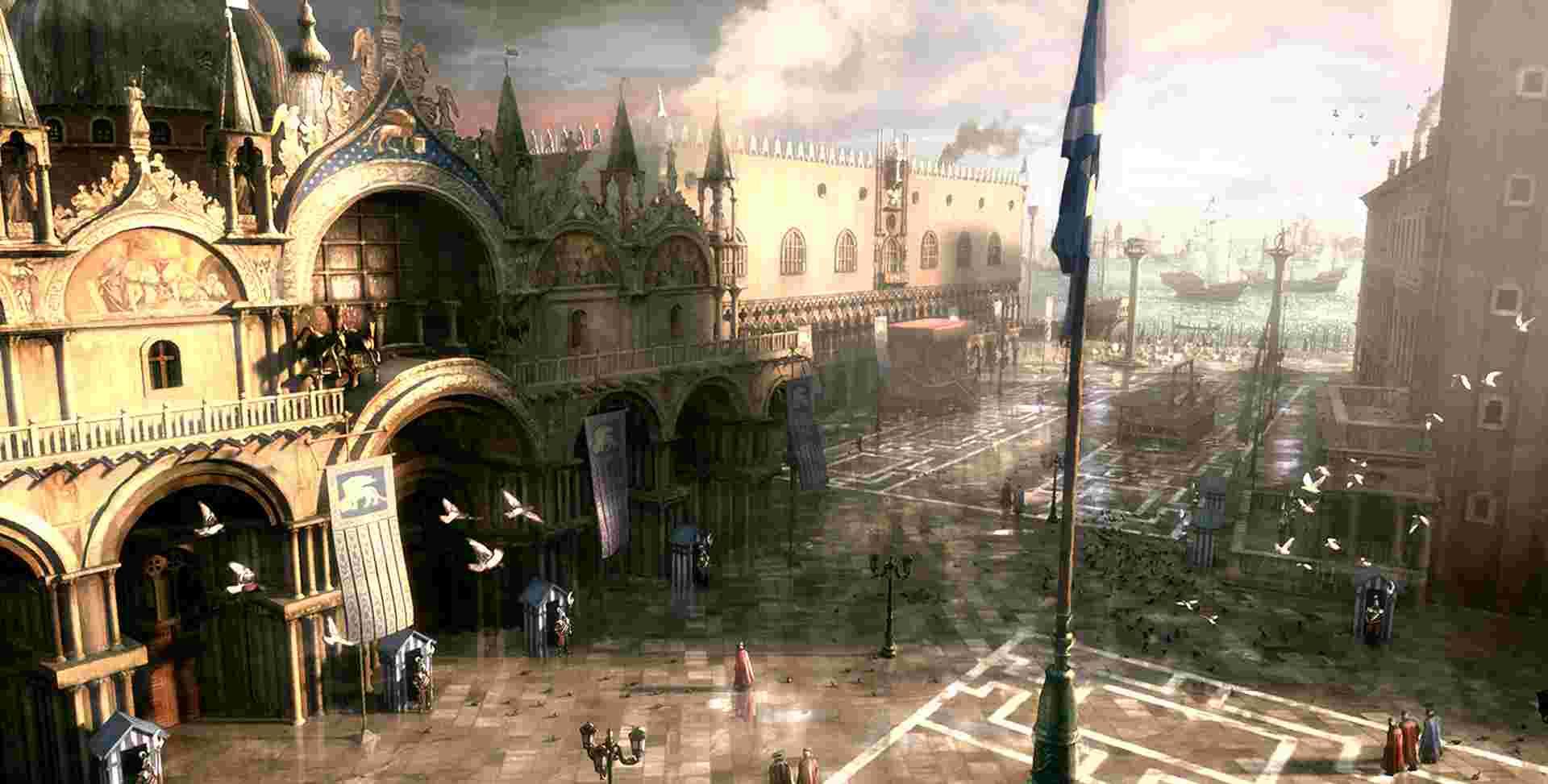 палац дожа – мера Венеції, якого обирали серед місцевих аристократів