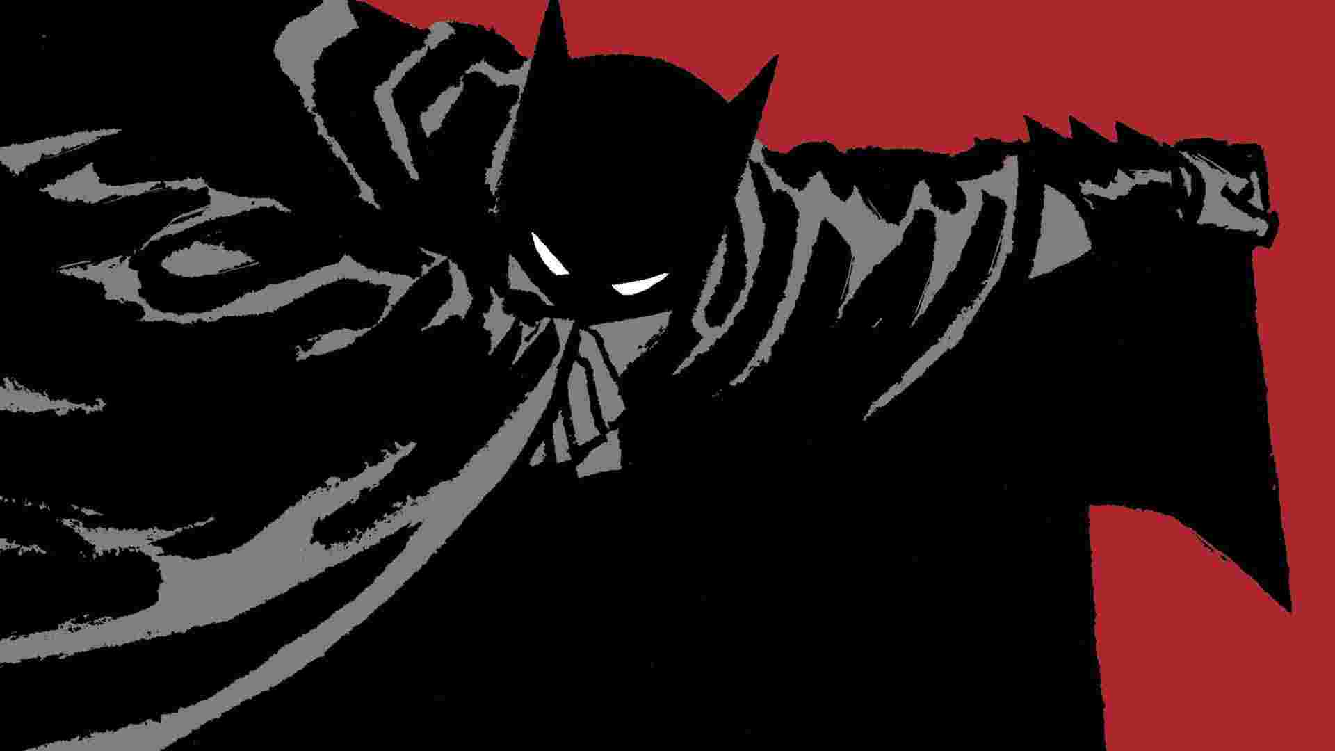 Комікс batman year one