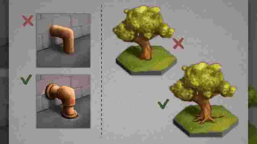 як створюються образи в іграх