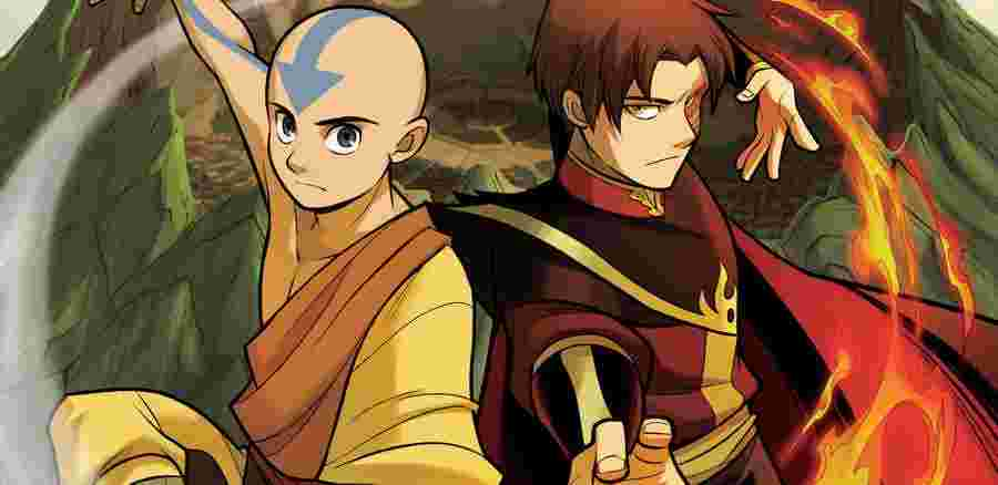 Avatar: The Last Airbender — Smoke and Shadow