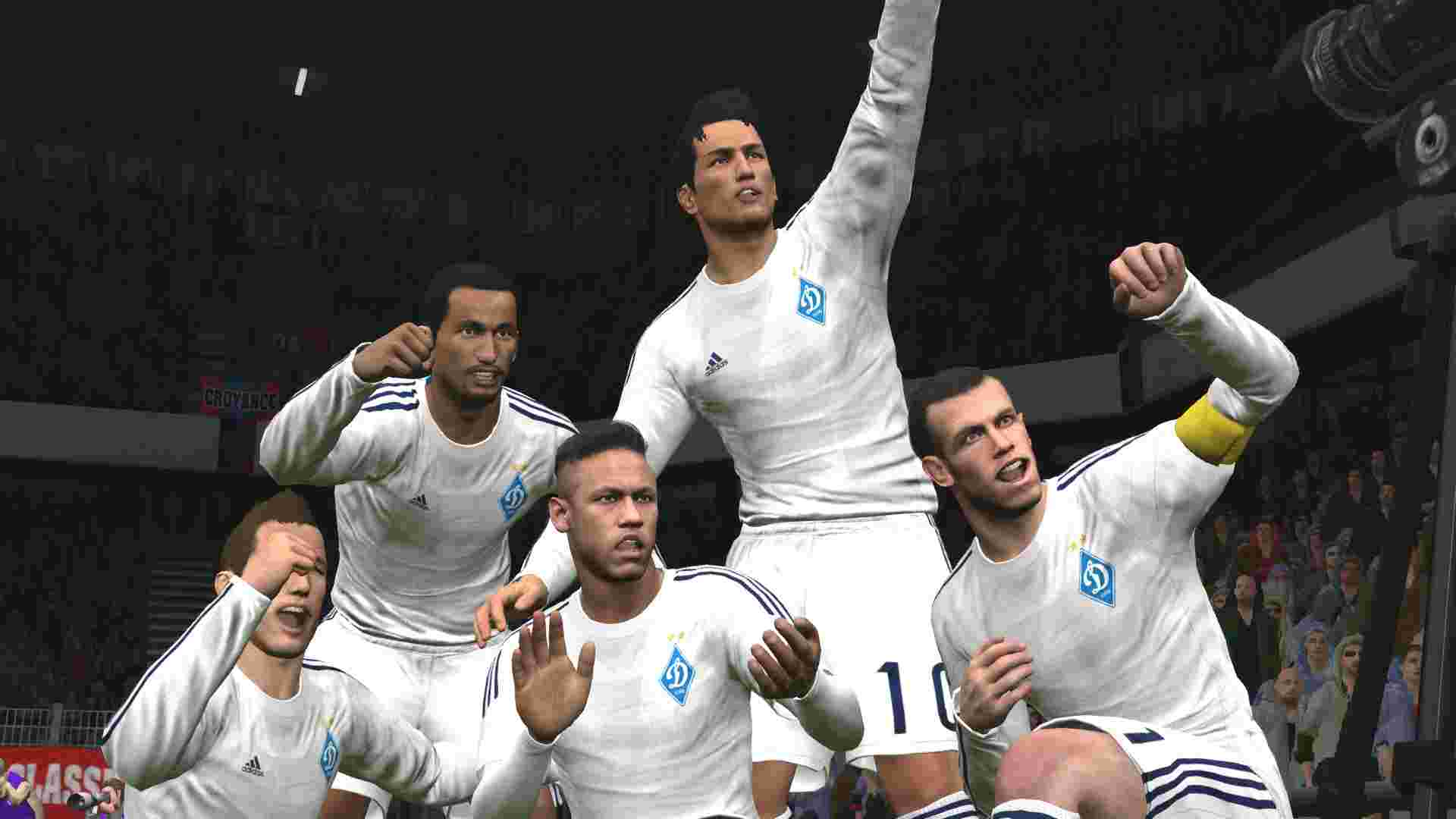Огляд Pro Evolution Soccer 2016 | Огляд PES 2016