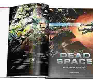 Арт-бук Світ гри Dead Space | комікси новини | Комікс-дайджест