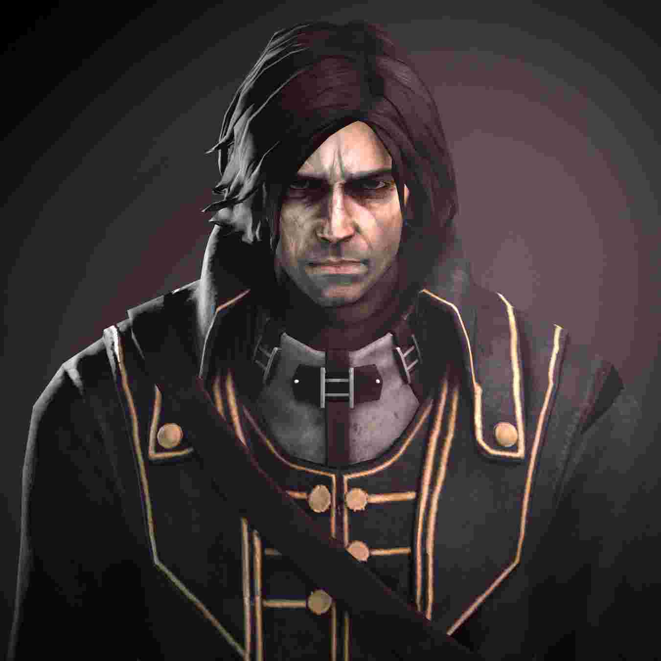 Corvo_attano_face_render