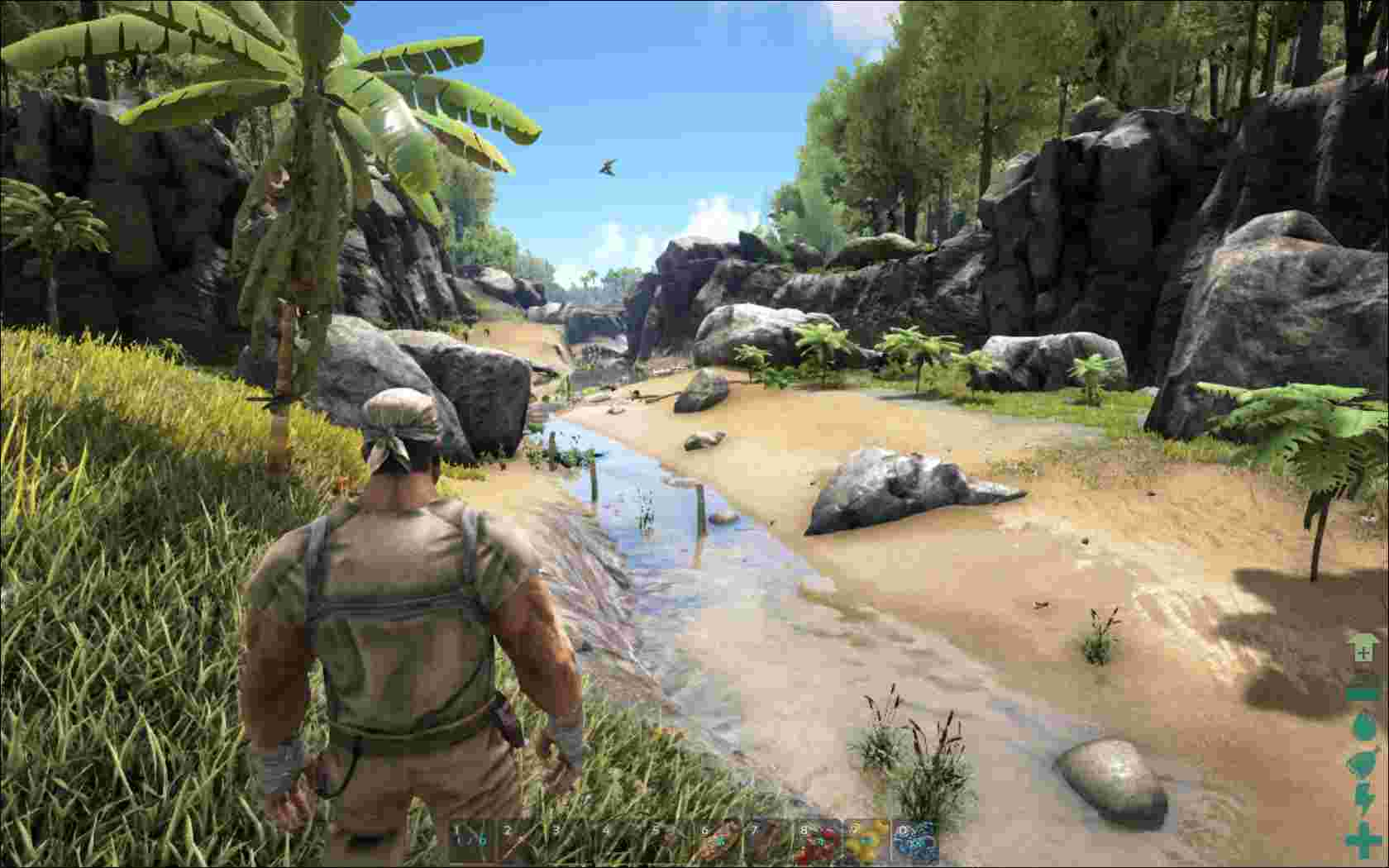 Прев'ю ARK: Survival Evolved