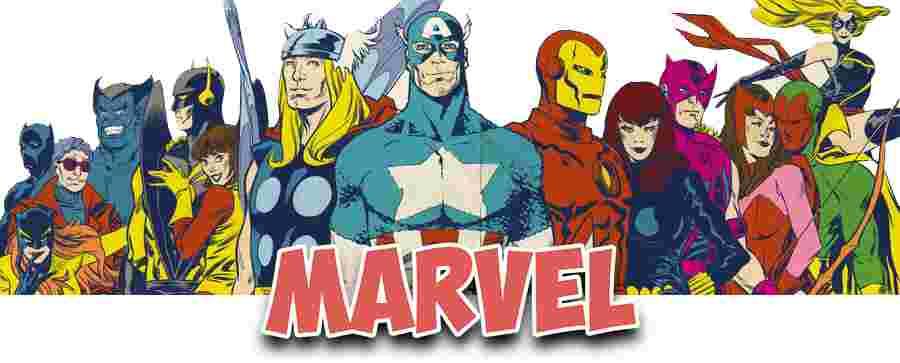 Кук Marvel