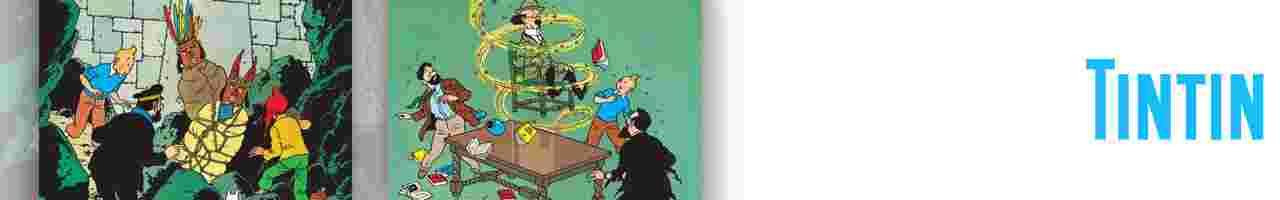 Tintin | Комікс дайджест #8