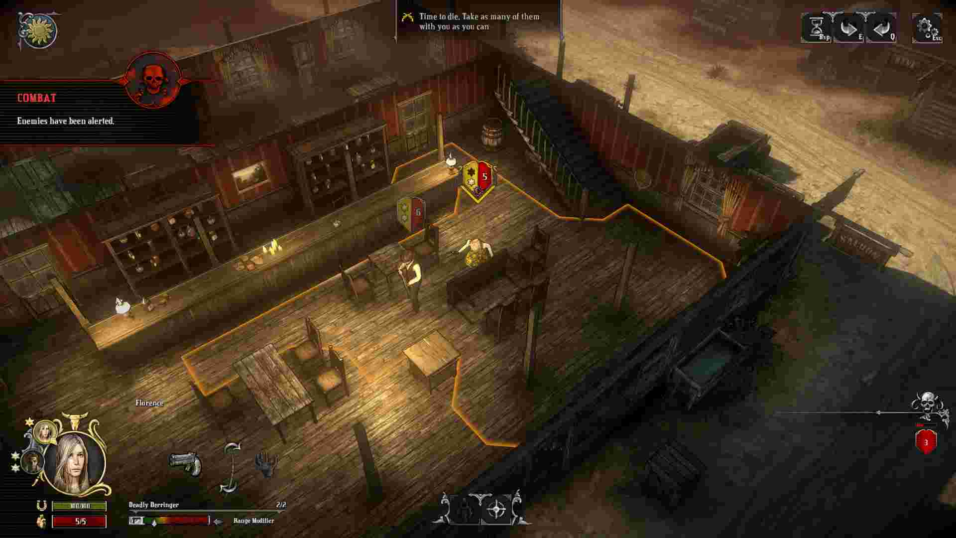 Прев'ю Hard West   Preview
