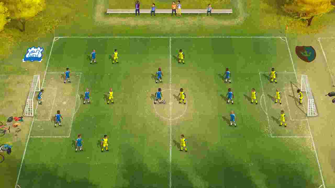 Прев'ю Football Tactics   Preview