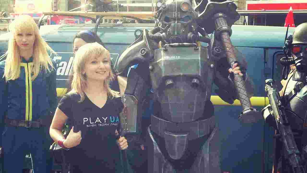 PlayUA на Game City 2015