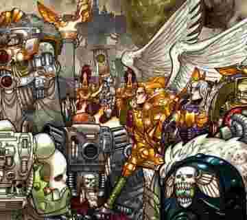 Warhammer для чайників — трейлер 2 сезону | Історія всесвіту