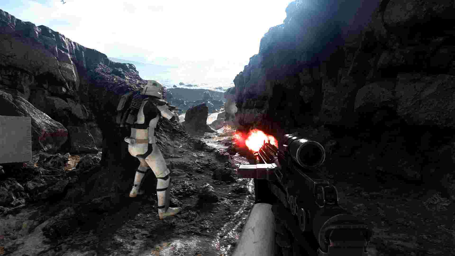 Прев'ю Star Wars: Battlefront