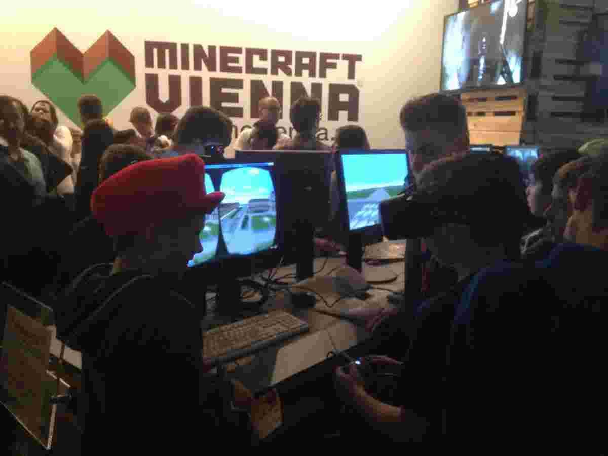 Minecraft із VR. Тепер ми бачили все!