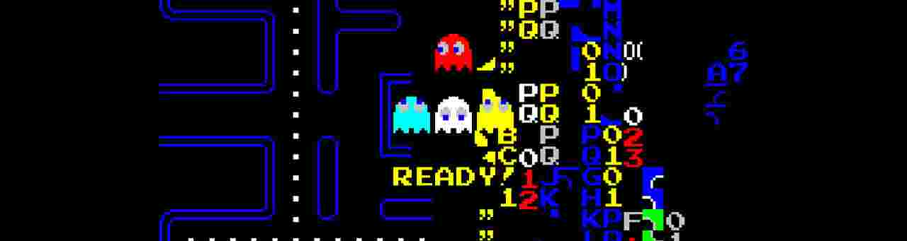Kill Screen Pac-Man