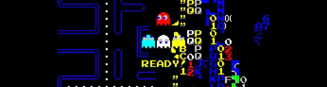 Kill Screen Pac-Man