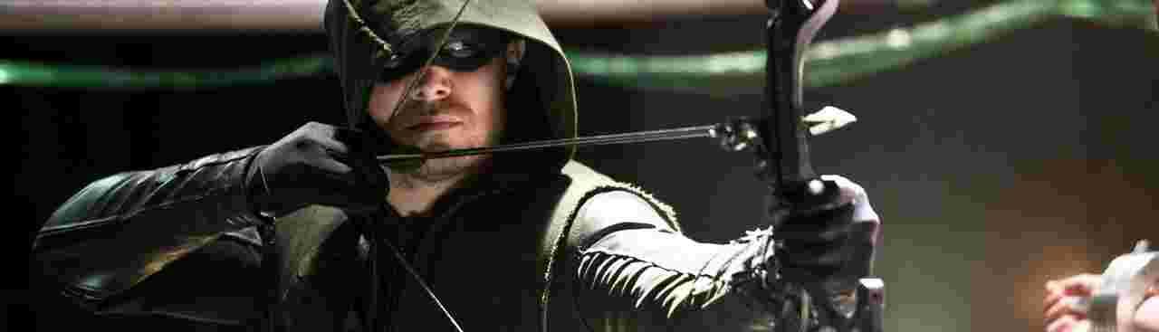 Arrow / Стріла