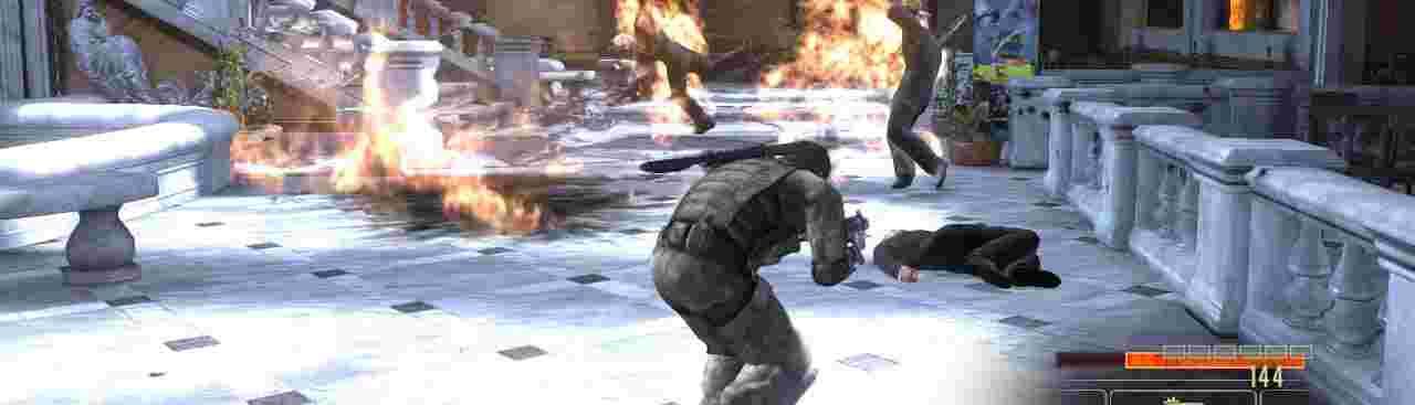 Alpha Protocol | ТОП 20 недооцінених ігор