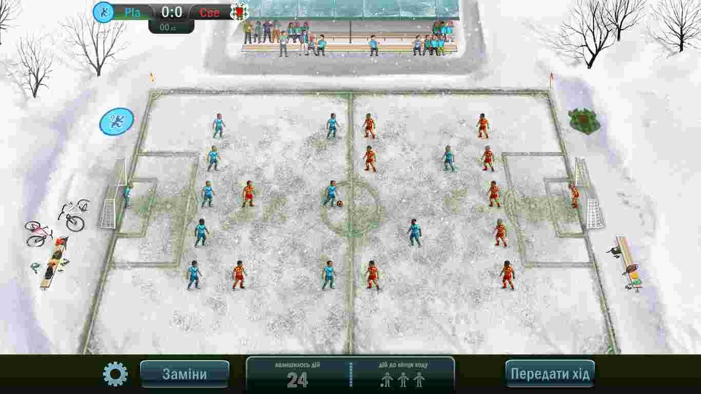 Прев'ю Football Tactics | Preview