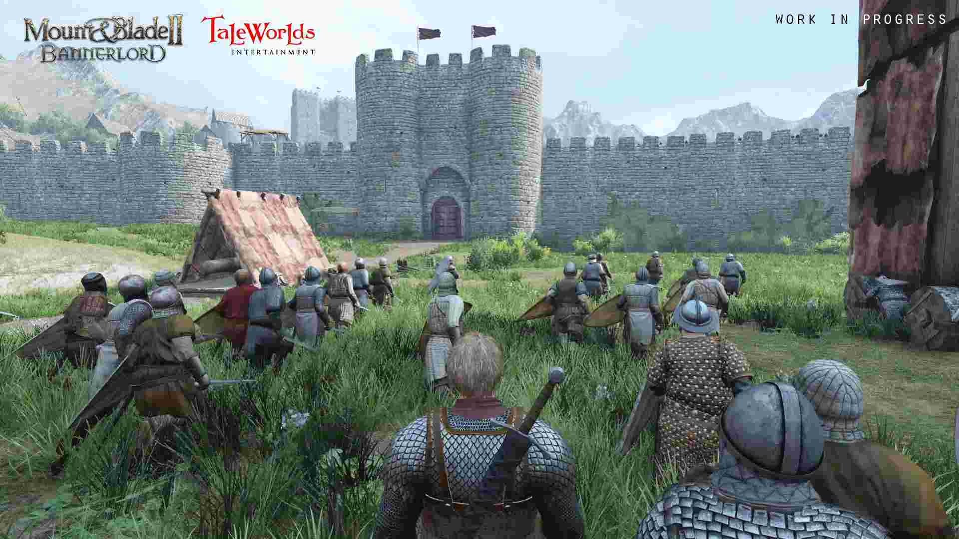 Прев'ю Mount & Blade 2: Bannerlord | Preview