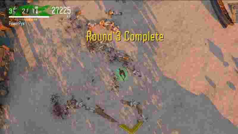 Геймплей Dead Ops Arcade II (саме заради цього білшість гру і придбала,так)