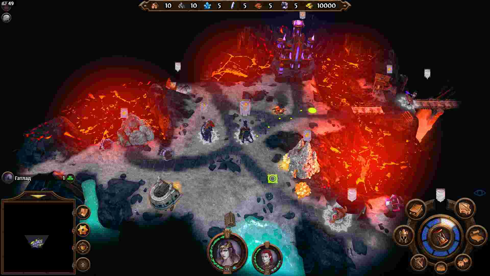 Огляд Might & Magic Heroes 7 | Review