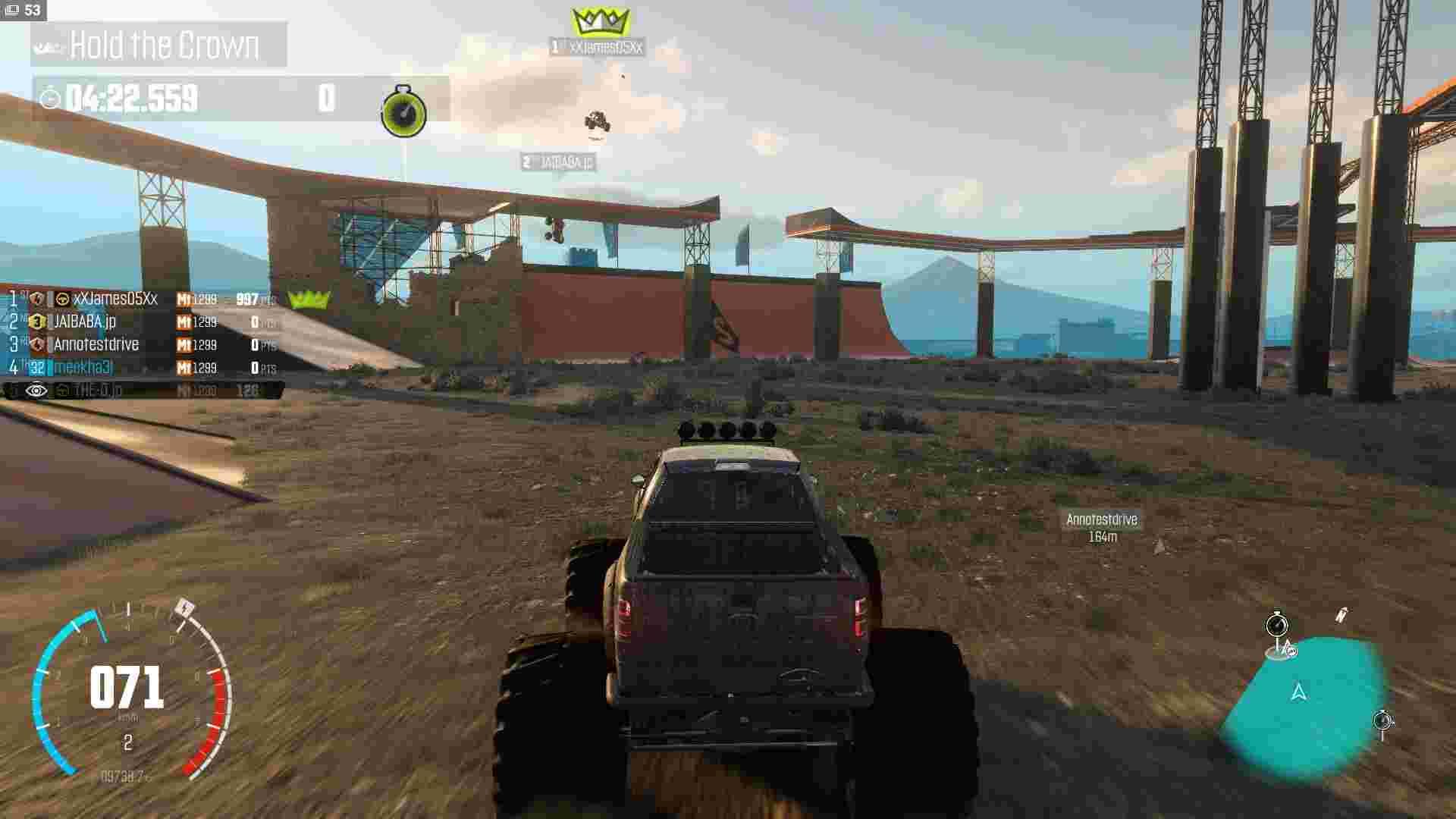 Видео обзор на игру the crew