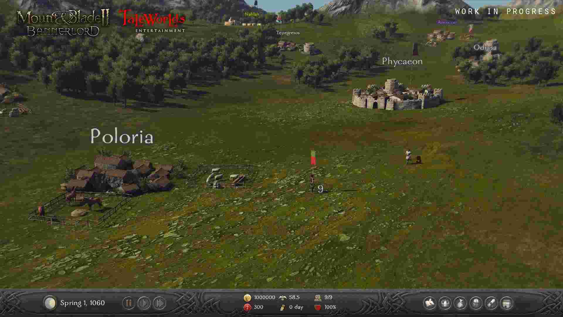 Прев'ю Mount & Blade 2: Bannerlord   Preview