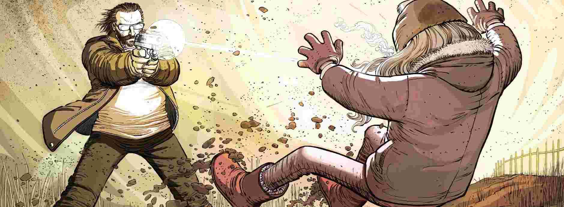 Огляд коміксу Kick-Ass | Комікс