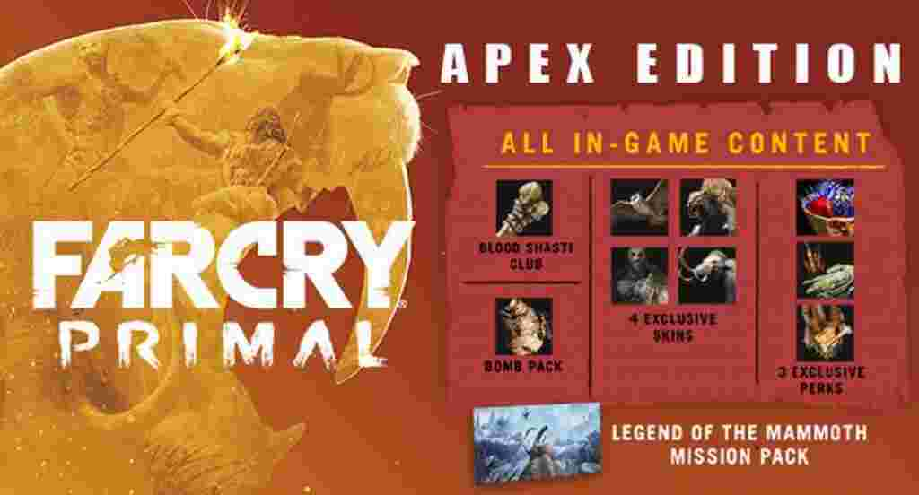 Far Cry: Primal - Apex Edition