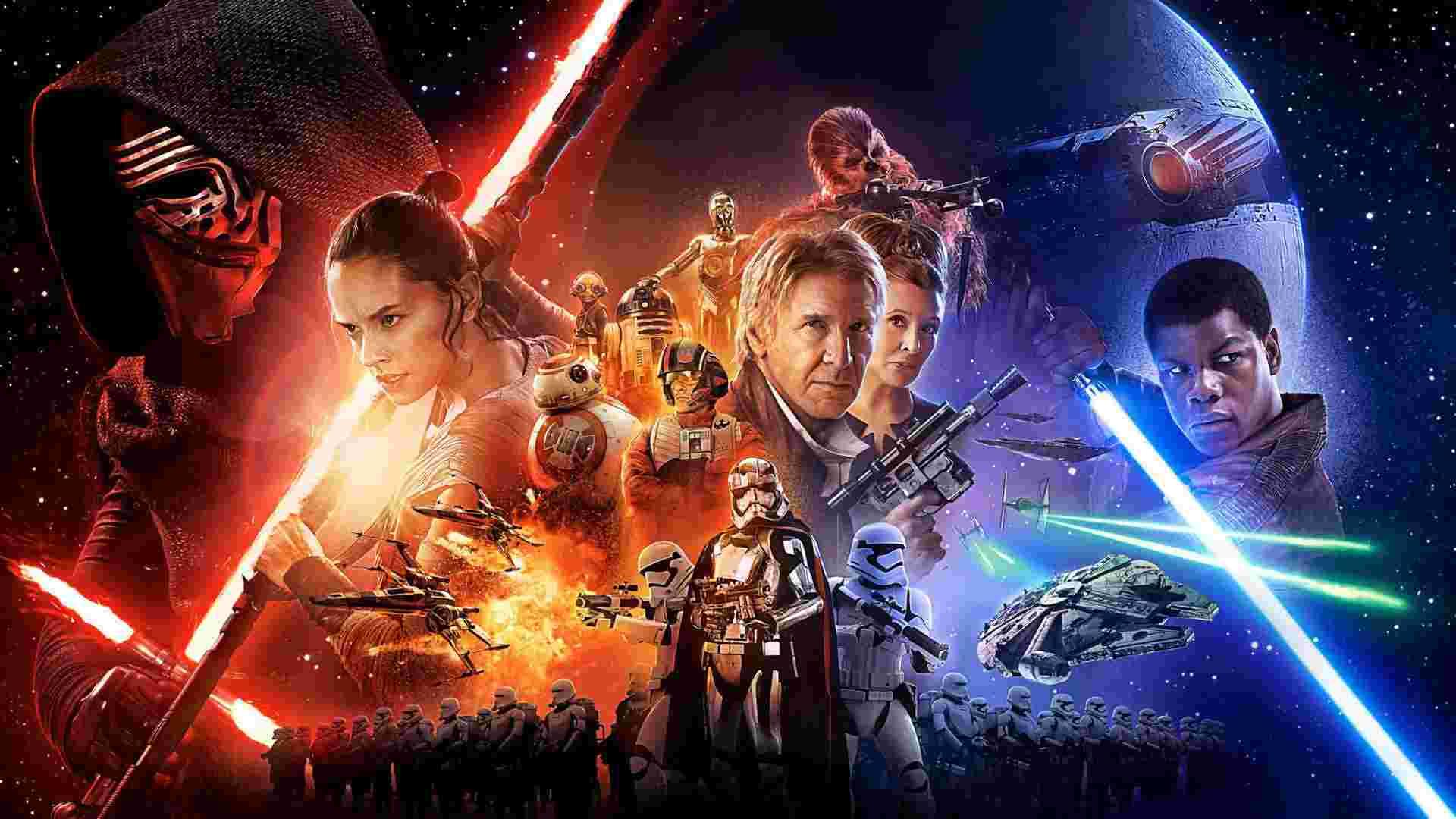 Огляд фільму Зоряні війни: Пробудження сили