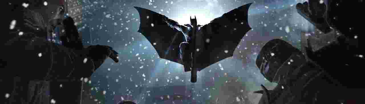 Batman:  Arkham Origins   ТОП