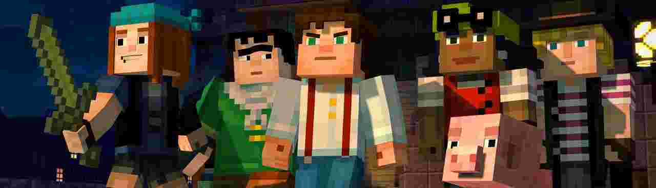 Minecraft: Story Mode | ТОП