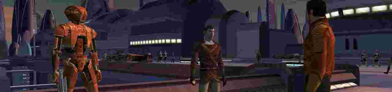 Star Wars: Knights of the Old Republic   ТОП 5