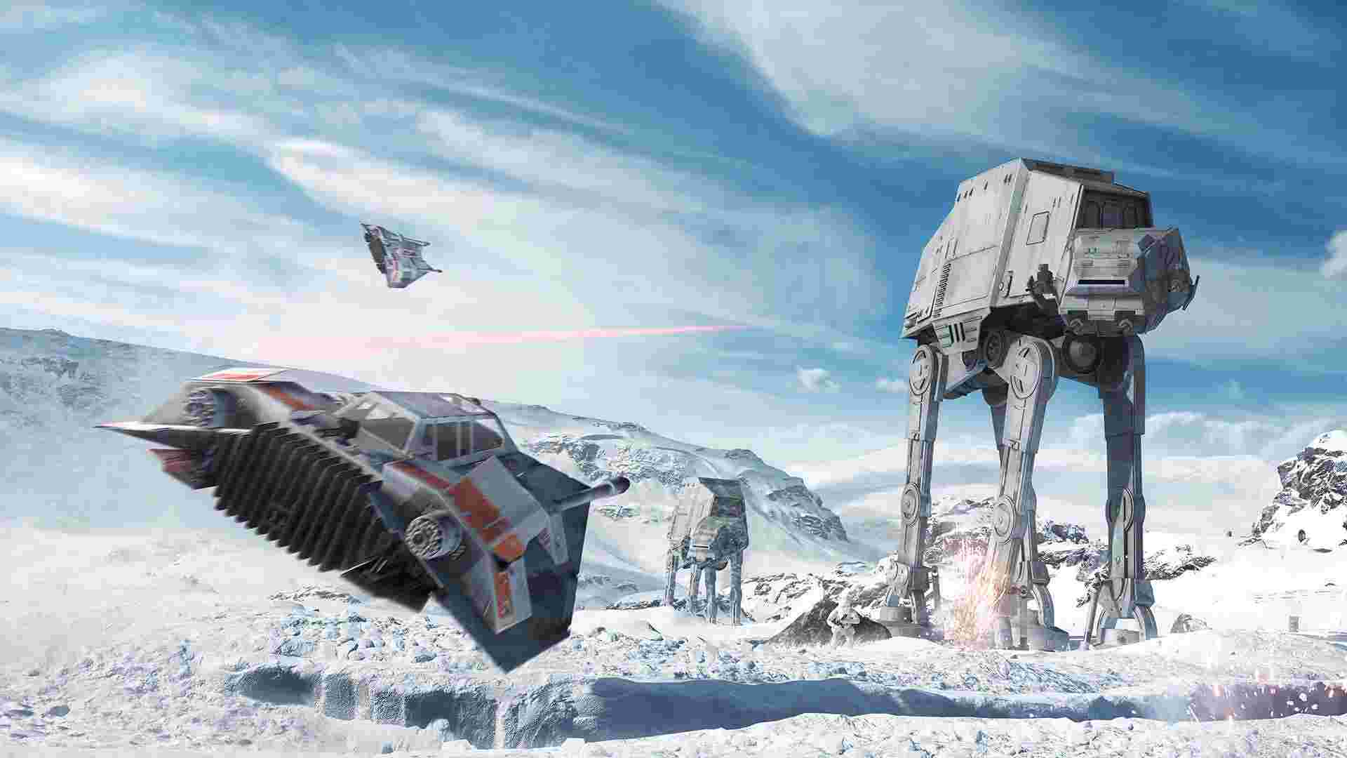 Огляд Star Wars: Battlefront 2015 | Review