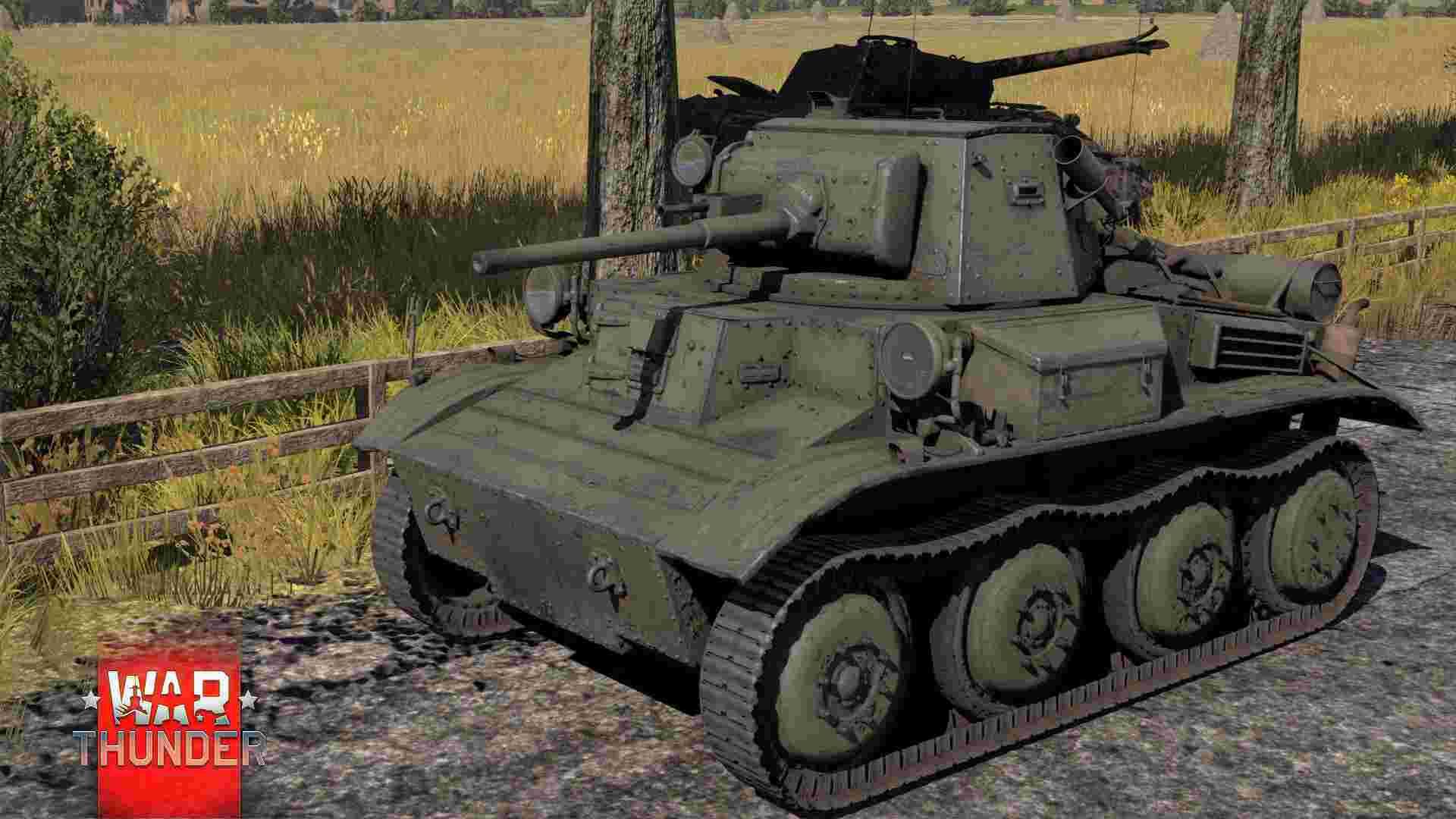 Tetrarch Mk.I