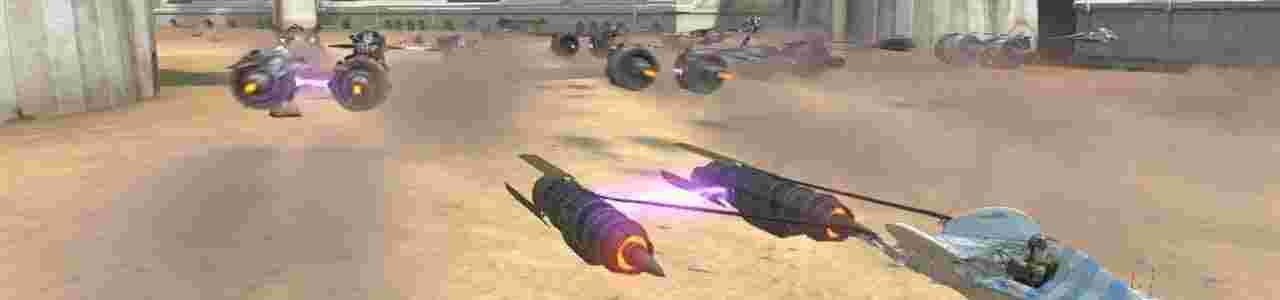Star Wars: Racer   ТОП 5