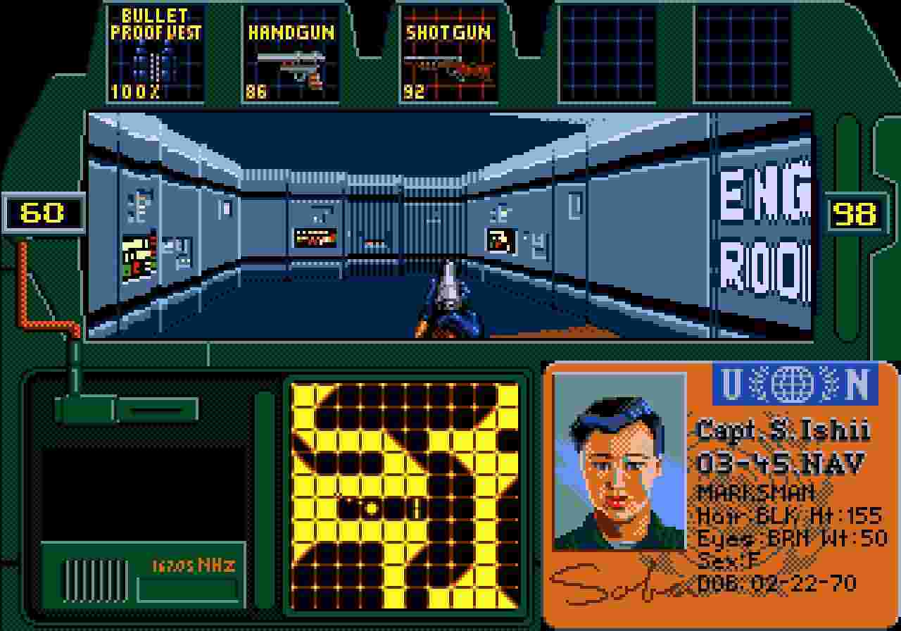 Ліфт — універсальний засіб переміщення між рівнями-поверхами в грі