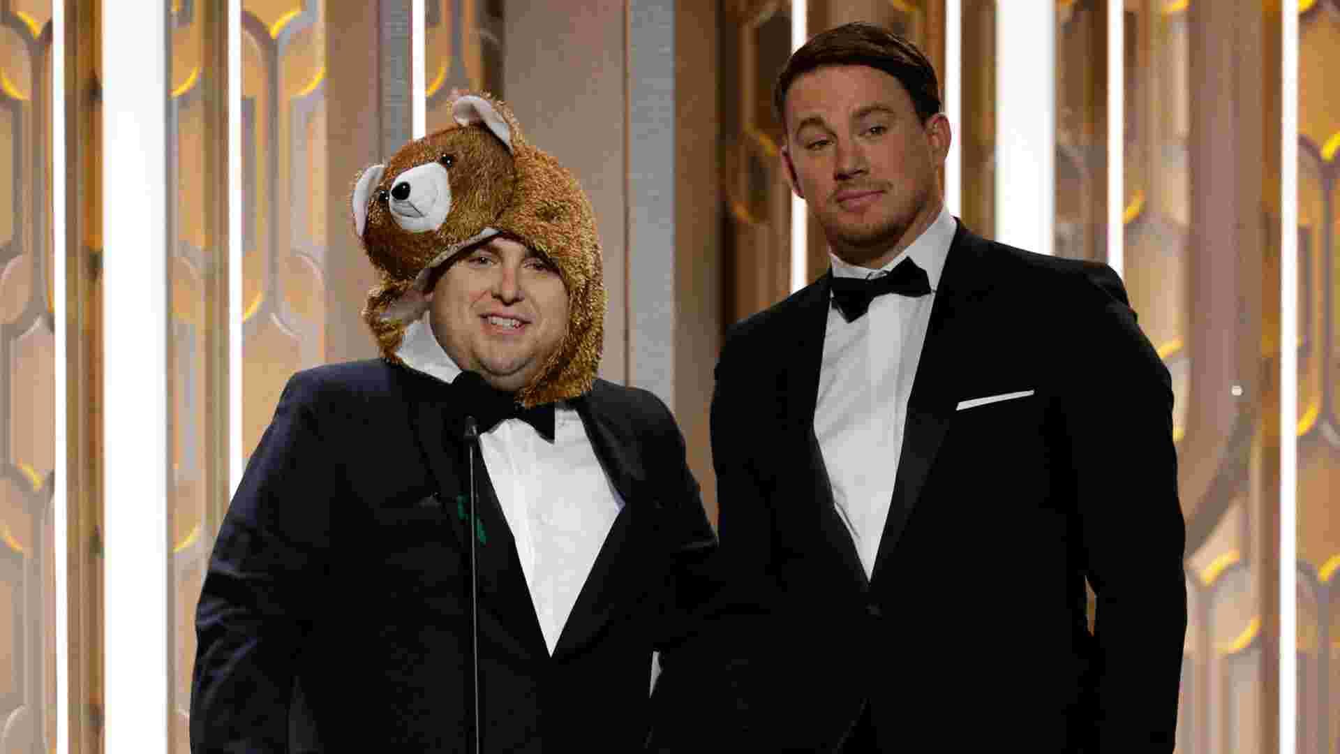 Обіцяний Джона Гілл у шапці ведмедя