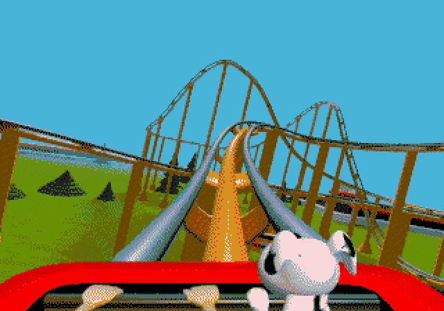 Гірки — найголовніший атракціон будь-якого парку розваг